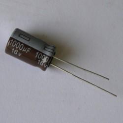 1000µF 16V 105°C