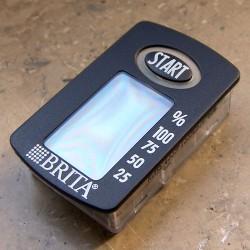 LCD-Anzeige für Brita® Wasserfilter