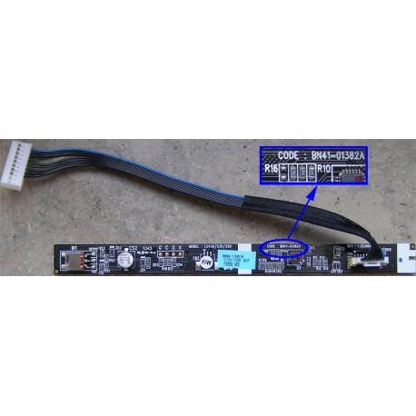 BN41-01382A Bedienteilmodul & IR Sensor