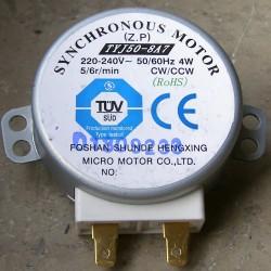 TYJ50-8A7 5/6r/min CW/CCW Synchronous Motor