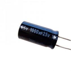 1000µF 25V 105°C
