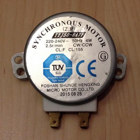 TYJ50-8A7F 2.5r/min CW/CCW Synchronous Motor