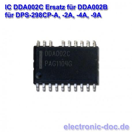 IC DDA002C Ersatz für DDA002B