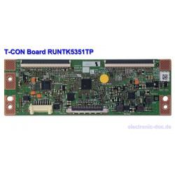 RUNTK5351TP 0055FV T-CON Board