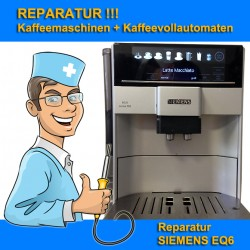 Reparatur SIEMENS EQ6
