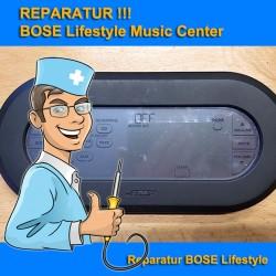 Reparatur BOSE P1