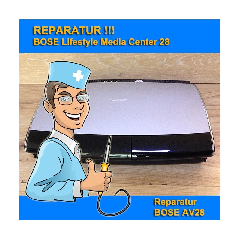 Reparatur BOSE Lifestyle AV38