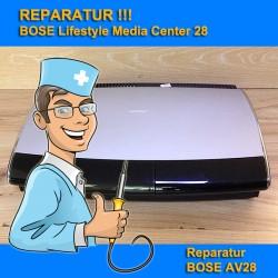 Reparatur BOSE Lifestyle AV48