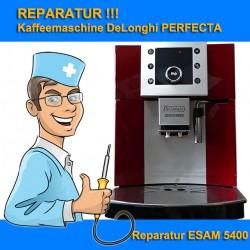 Reparatur Kaffeemaschine Delonghi PERFECTA ESAM5400