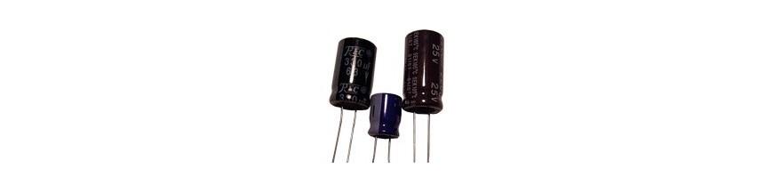 Elektrolytkondensatoren (Elkos)